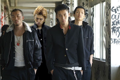 CROWS ZERO Hantubaca.com