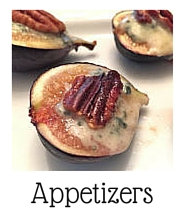 Appetizers in Recipe Index on Creating a Foodie food blog by Rachael Reiton