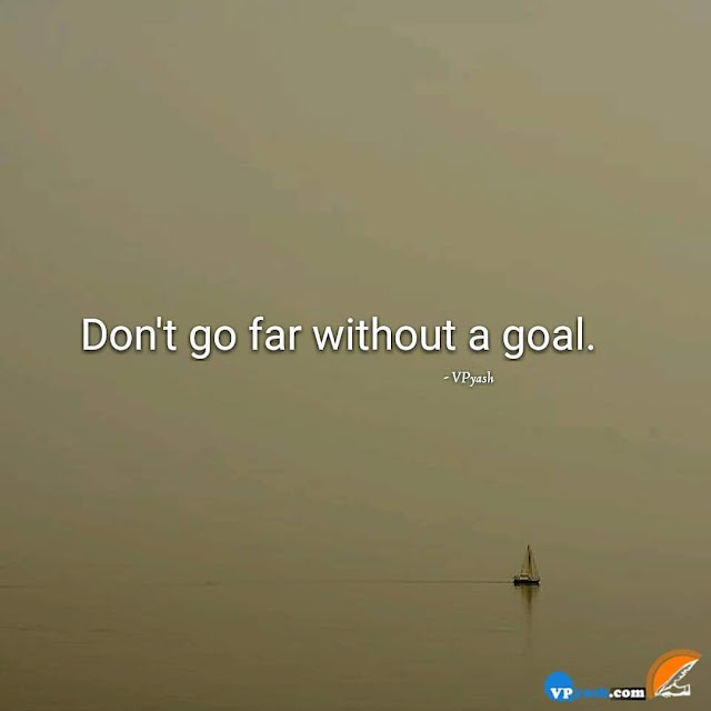 Setting Up a Goal is the Key Of Success