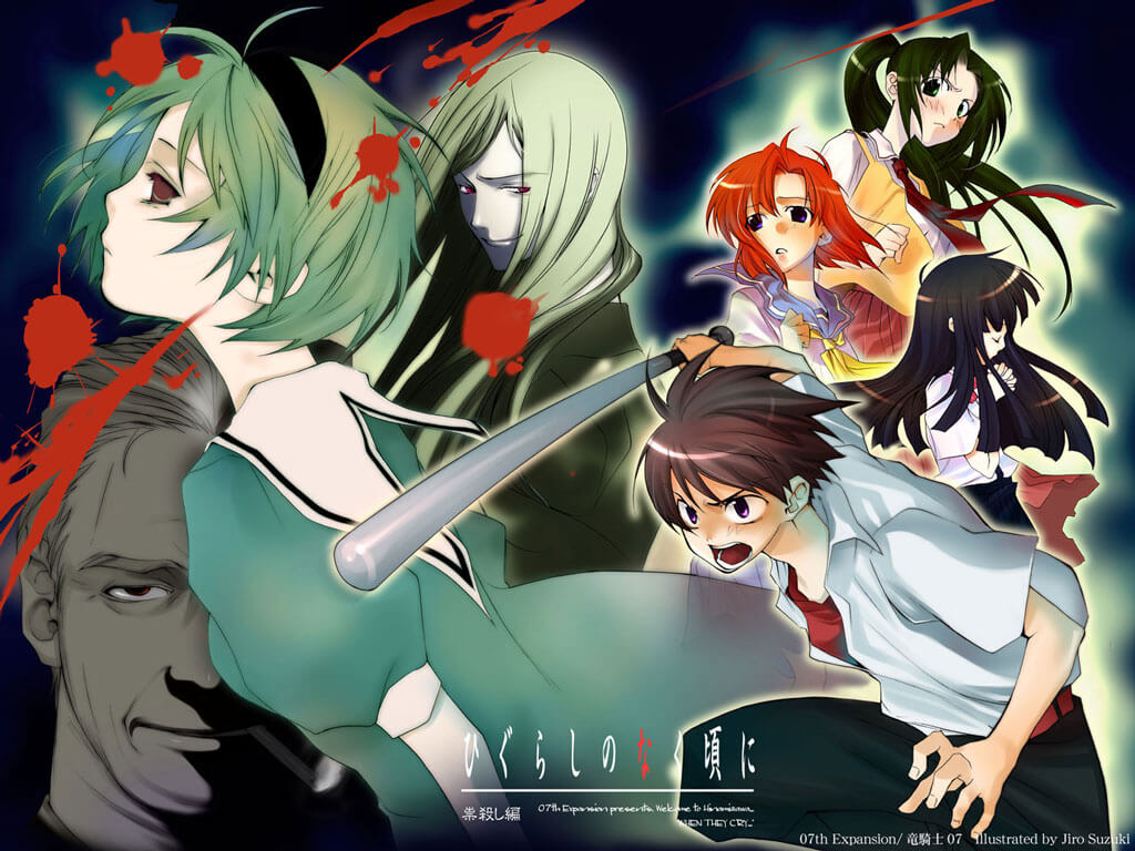Download Higurashi no Naku Koro ni Kai ( Season 2 ) [BD] Sub Indo : Episode 1-24 END