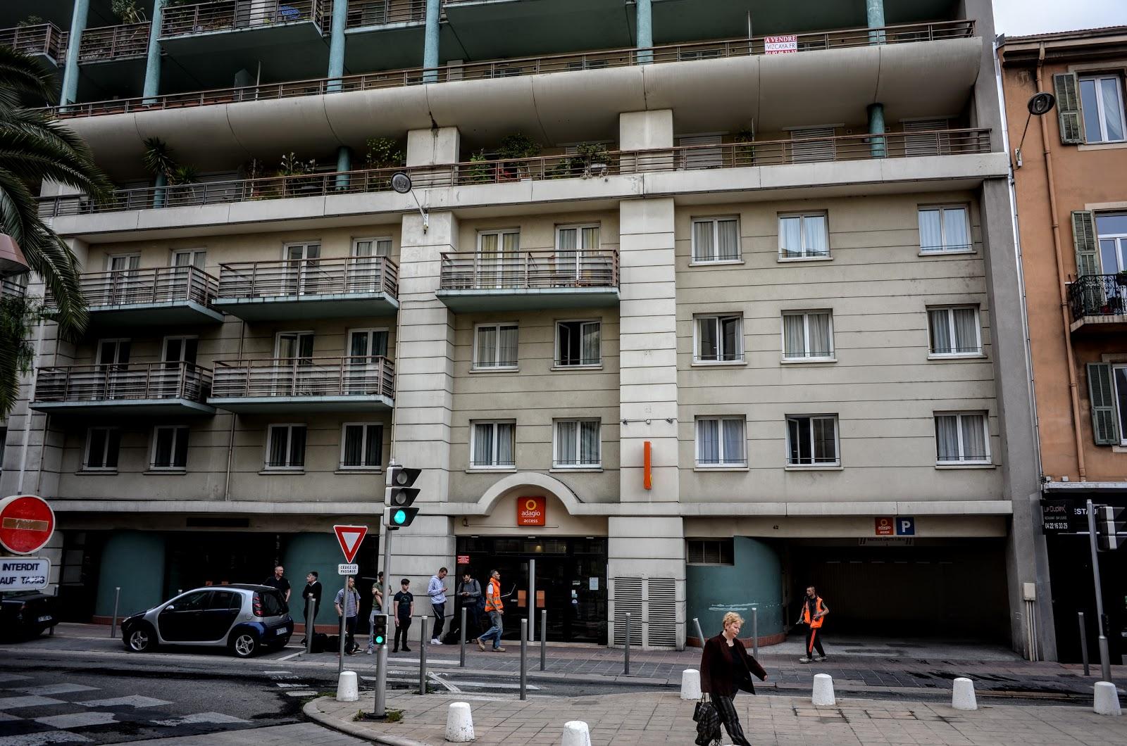 Layman 39 s london aparthotel adagio access nice acropolis for Londre appart hotel