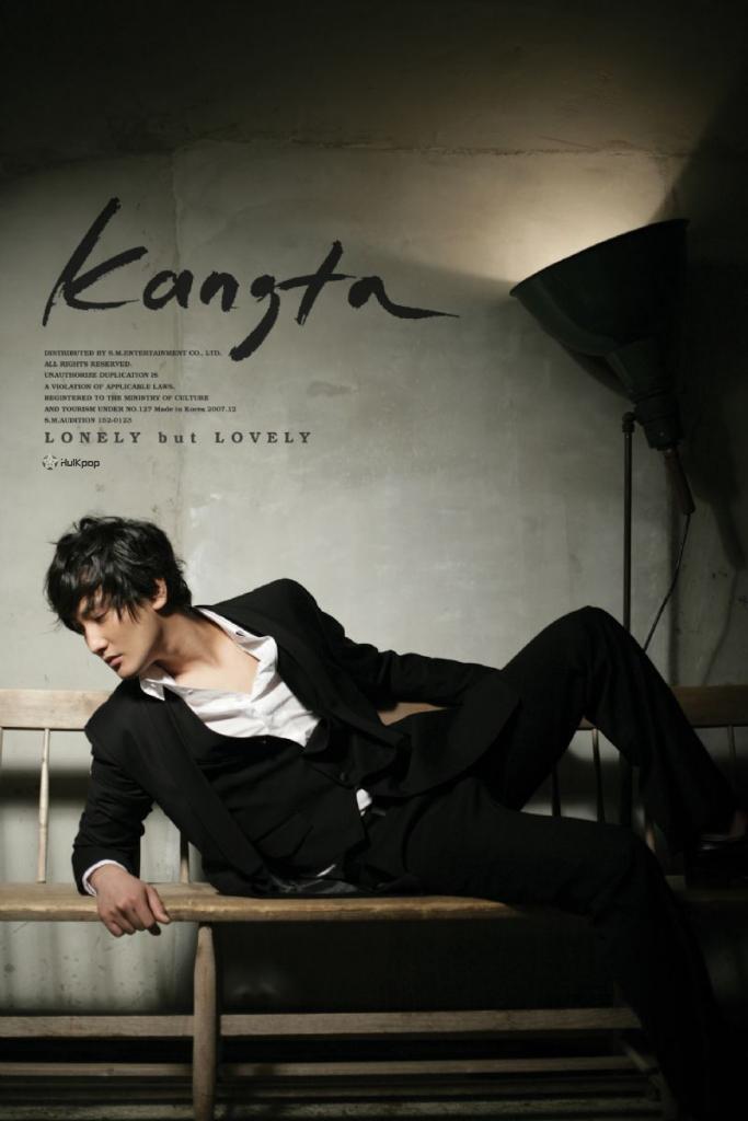 KANGTA – Eternity – 永遠