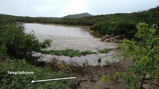 """Chuvas na Região do Seridó: Em Picuí, barragem de """"Manoel Piqueno"""" água se aproxima do sangradouro"""