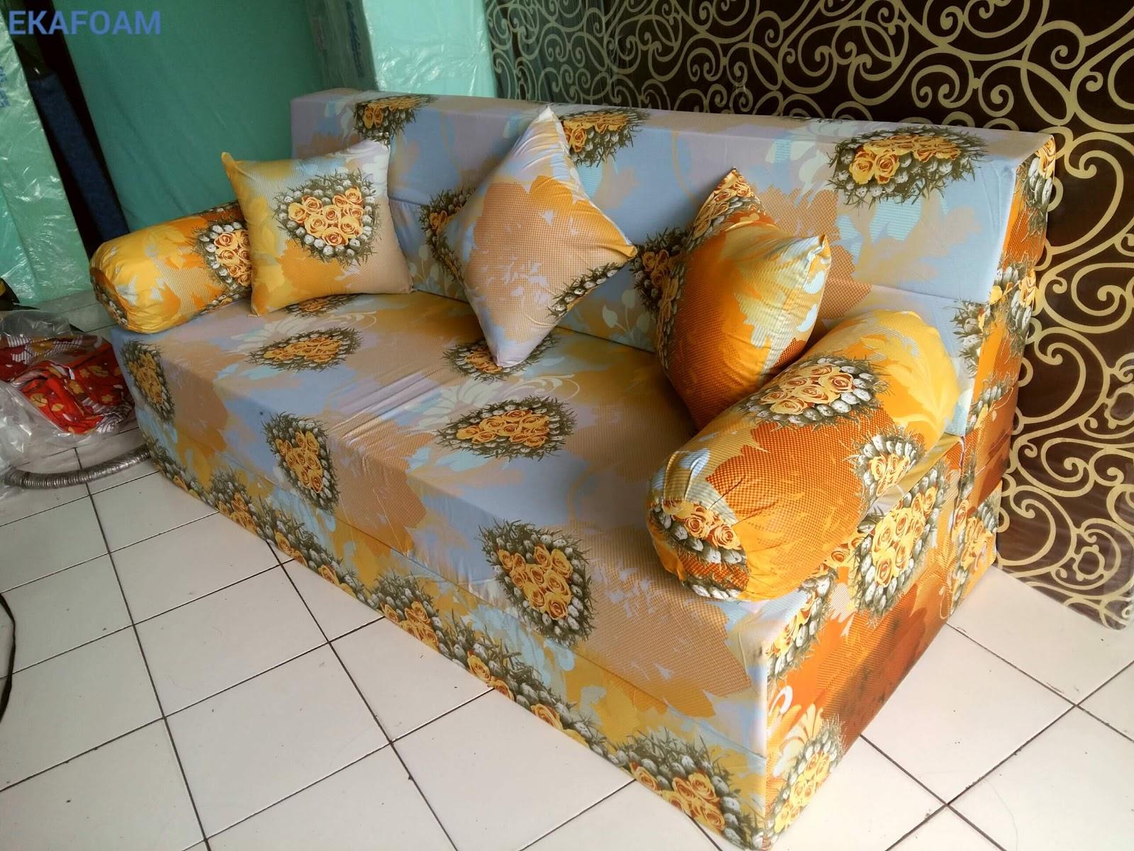 harga sofa bed inoac 2017 sleeper vs air mattress terbaru agen jual kasur busa