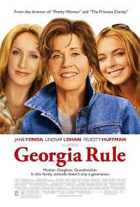 Georgia Rule Poster