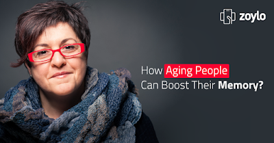 How Aging People Can Boost Their Memory?