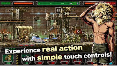 METAL SLUG DEFENSE v1.46.0 Mod Apk Money