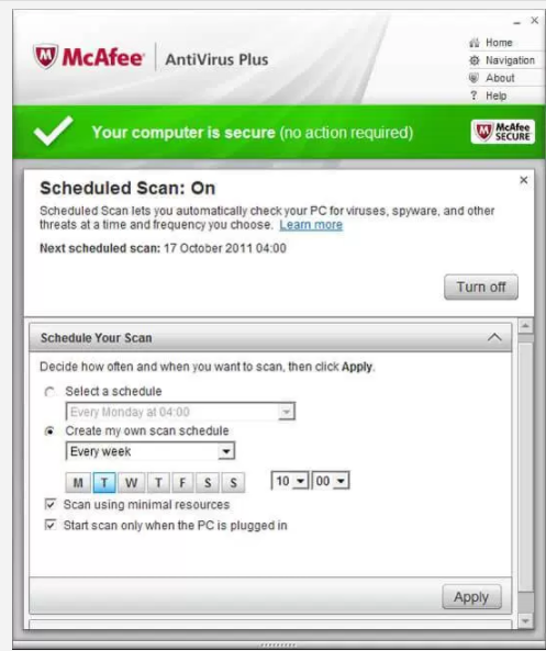 Download McAfee Antivirus Plus 2017 Offline Installer Free