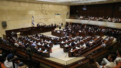 Lei da Nacionalidade aprovada no Knesst