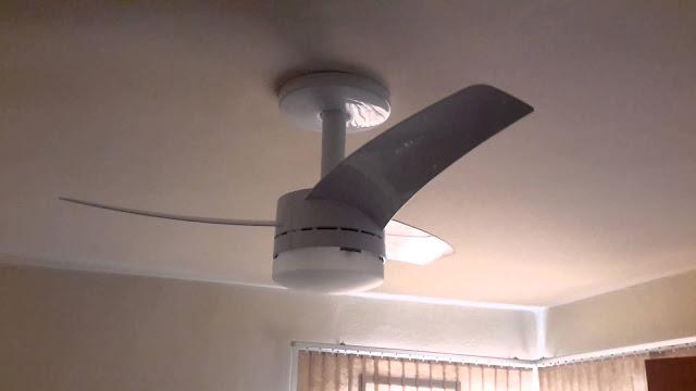 Instalação de Ventilador de Teto Arno Ultimate em Lauro de Freitas(71)99111-2954