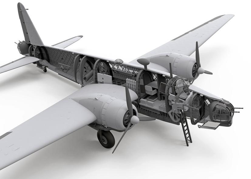 Airfix   P D Build