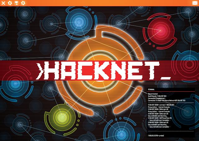 تعرف على Hacknet ... اقوى لعبة اختراق على منصة الويندوز