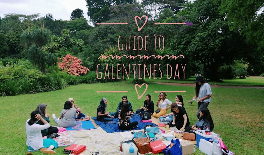 GUIDE TO GALENTINES DAY