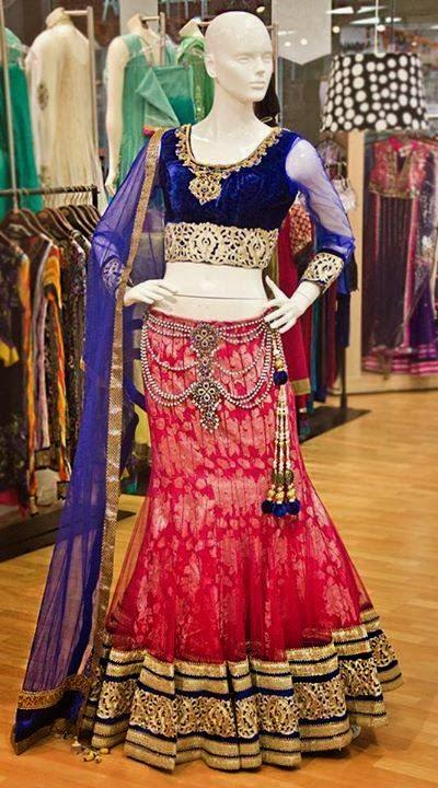 Manali Boutique Designer Choli
