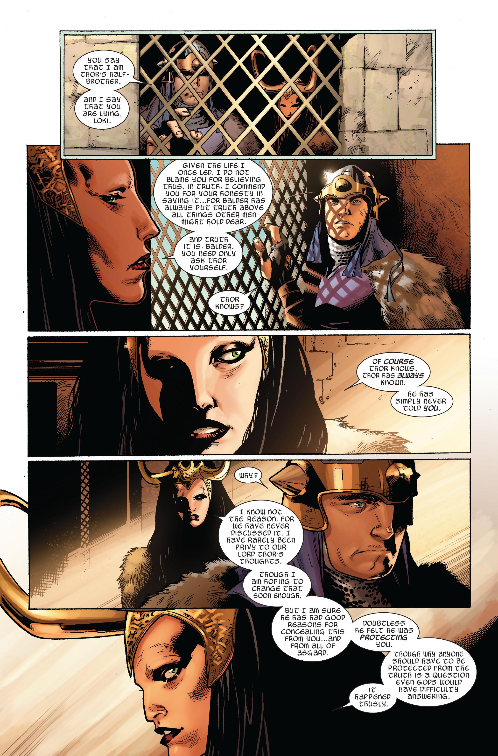 Thor (2007) Issue #10 #10 - English 3