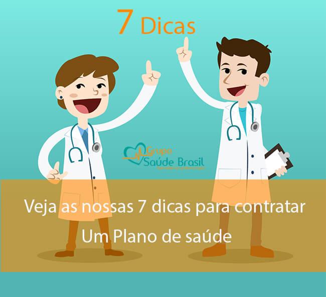 7 dicas para escolher um bom plano de saúde