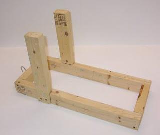 Paso a paso Cómo hacer una catapulta casera de madera DIY