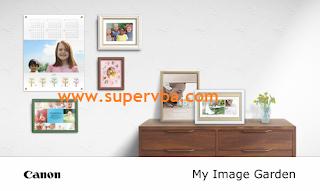 gambar my image garden printer canon pixma mg2570s