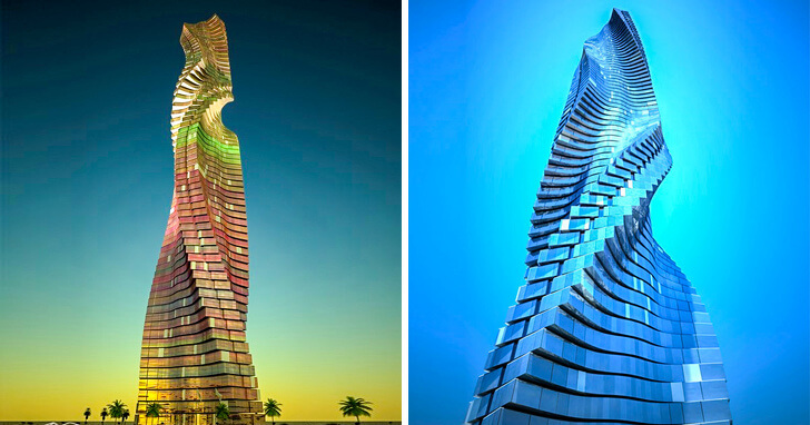 13 Mind-Blowing Skyscrapers That Took Our Breath Away