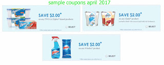 free Glade coupons for april 2017