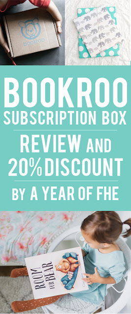 A full review (and unboxing video) of the new BOOKROO monthly book subscription for toddlers and kids. I love giving gifts that are experiences, not toys, that kids rediscover all year long and getting kids excited about books is PRICELESS!  Check out this blog post for honest thoughts on the product and a discount! #bookroo #toddlergifts #booksfortoddlers