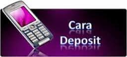 tiket deposit, deposit loket, saldo deposit, bank