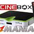 CINEBOX FANTASIA X DUAL CORE NOVA ATUALIZAÇÃO SKS 58W - 18/07/2016
