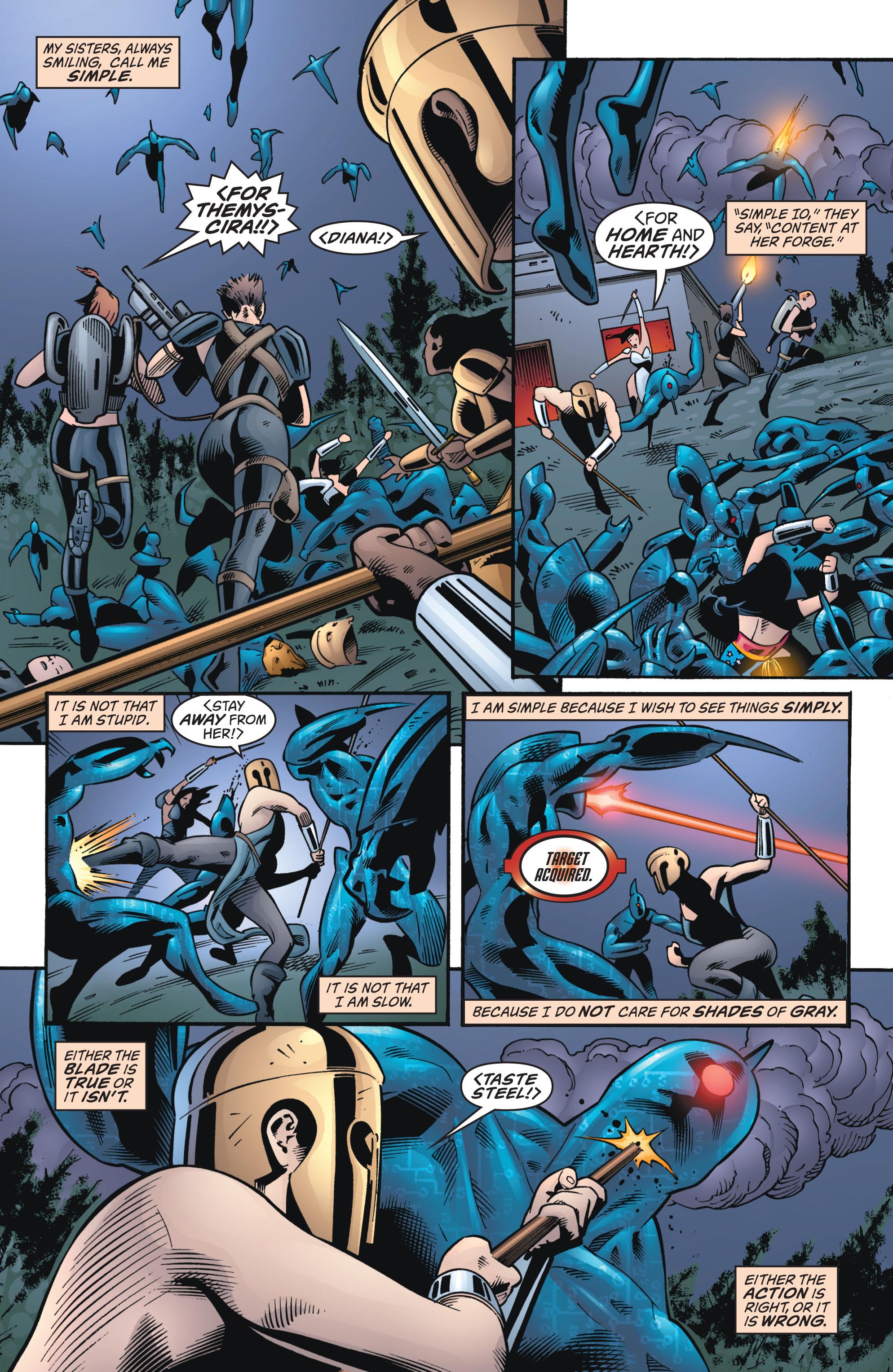 Read online Wonder Woman (1987) comic -  Issue #224 - 6