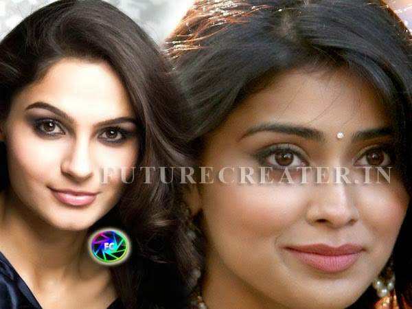 Andriya and Shriya in malayalam movie