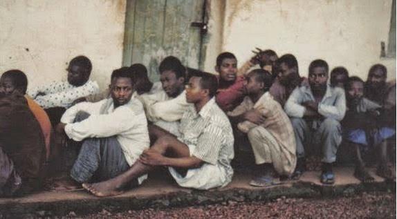 Nigerian Asylum Seekers india
