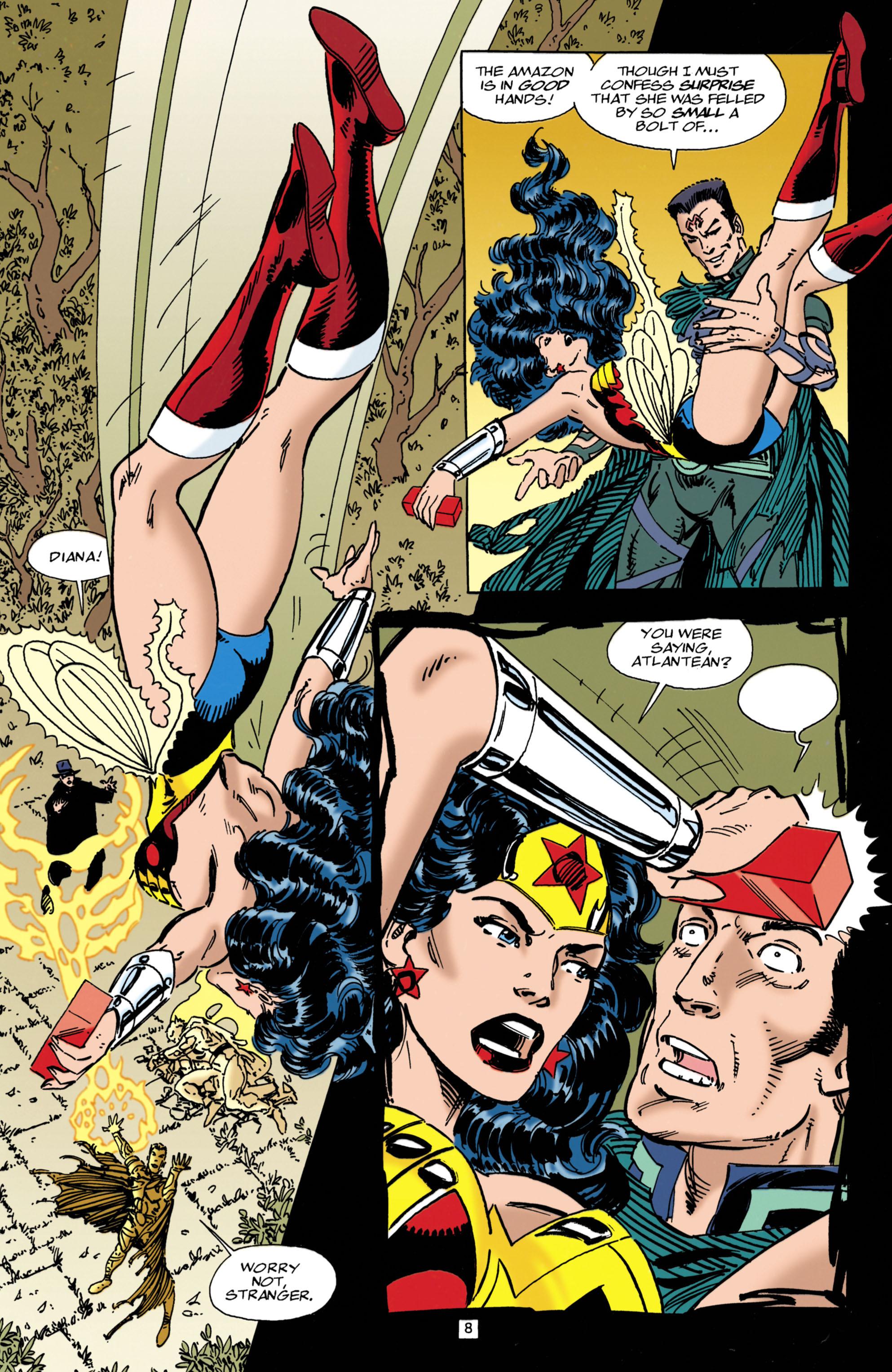 Read online Wonder Woman (1987) comic -  Issue #108 - 8