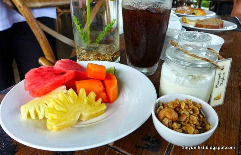 Best Breakfast in Phuket, Plantation, The Pavilions, Phuket