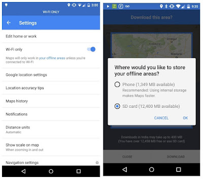 google-map-offline-saving