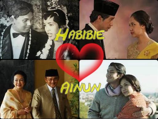 Habibie & Ainun | Kloset Galau
