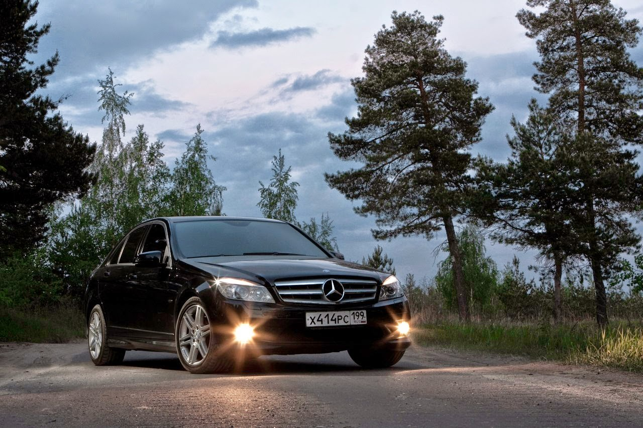 2008 Mercedes