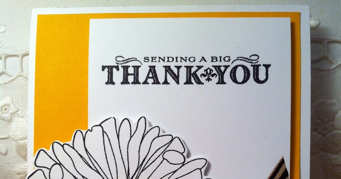 creative highs friends til the end thank you card