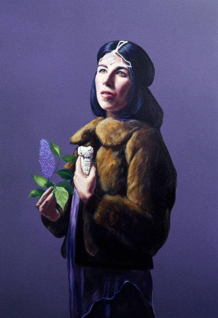 Символические произведения. Victoria Heald