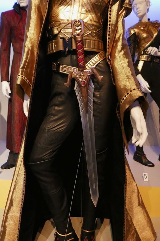 Star Trek Discovery Emperor Georgiou sword