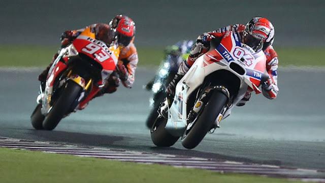 Jadwal Resmi MotoGP Qatar 2018