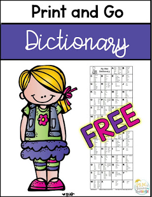 dictionary for kids