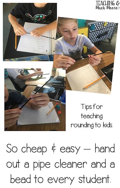 rounding tips