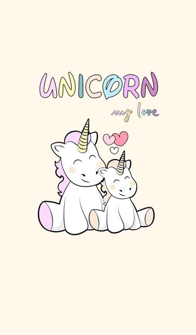 UNICORN MY LOVE