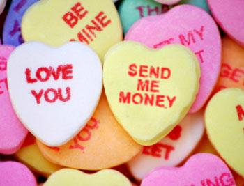 truffe di denaro su Internet Dating