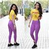 Soundarya Sharma HOT PHOTO - Soundarya Sharma tight dress