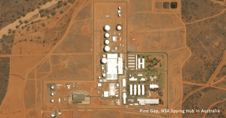 New Snowden Leak Exposes Secret NSA Spying Hub in Australian