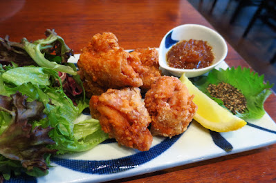 Suju Japanese Restaurant, tori karaage