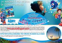 Logo Alla ricerca della Magia: peluche e card Disney Pixar omaggio e vinci le Hawaii