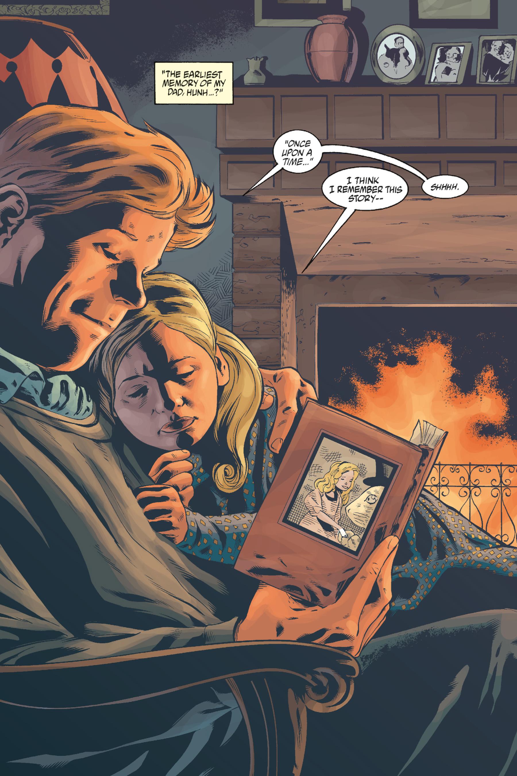 Read online Buffy the Vampire Slayer: Omnibus comic -  Issue # TPB 1 - 259