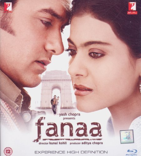 Poster Of Fanaa 2006 720p Hindi BRRip Full Movie Download