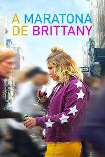 A Maratona de Brittany - HDRip Dual Áudio
